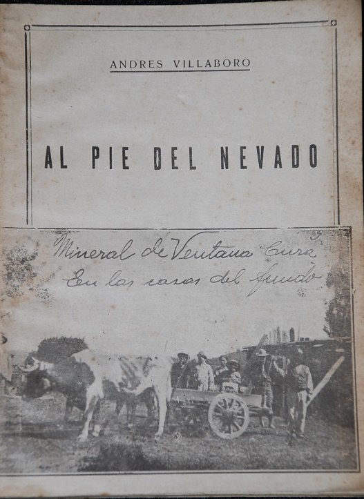 Andres Villaboro - Al pie del nevado