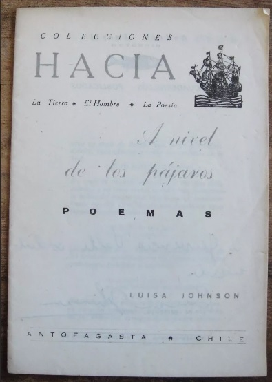 Luisa Johnson. A nivel de pajaros