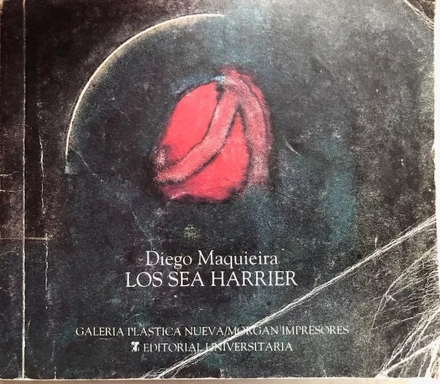 Diego Maquieira. Los Sea Harrier.