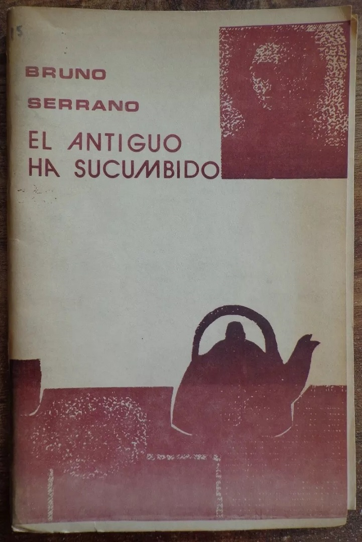Bruno Serrano. El antiguo ha sucumbido