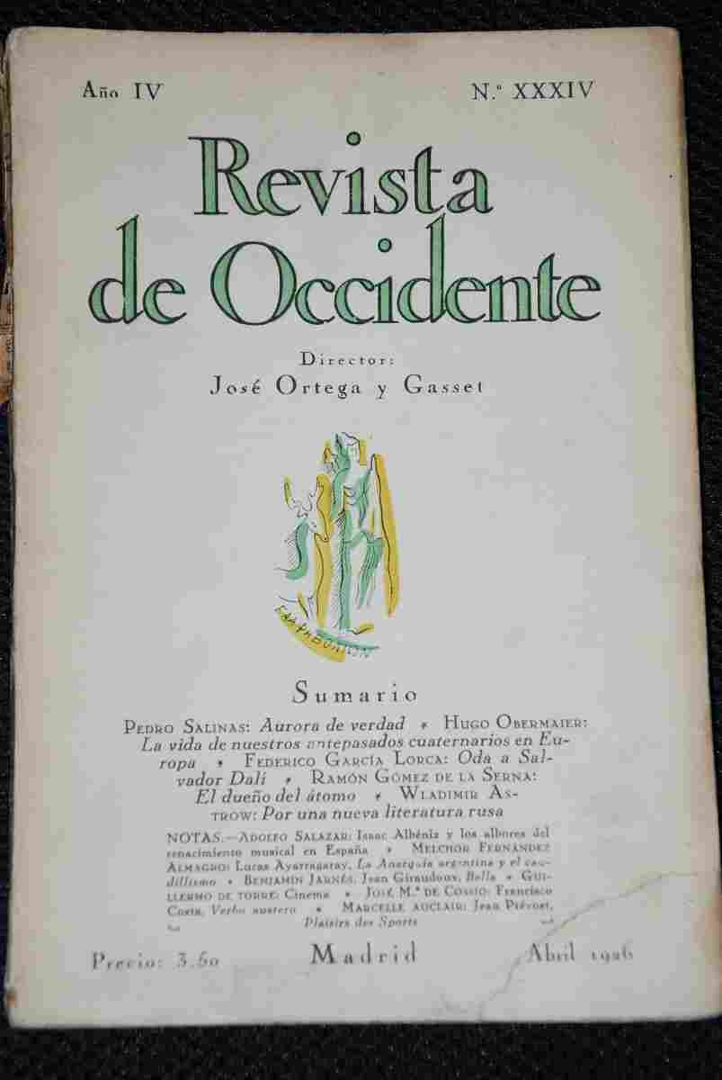 Revista Occidente