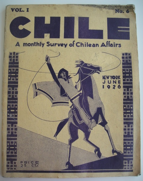 Chile. A monthly survey of chilean affairs