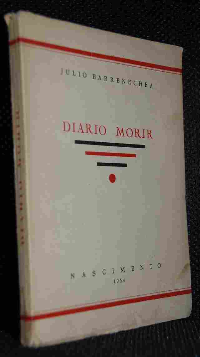 Julio Barrenechea - Diario Morir