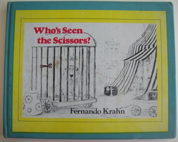 Fernando Krahn- Who´s Seen The Scissors